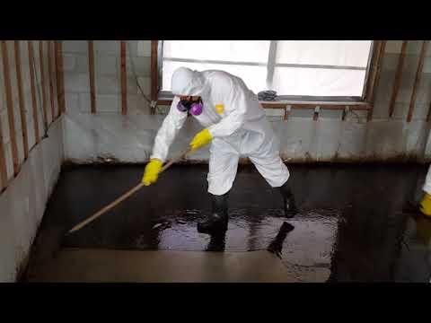 asbestos-floor-mastic-removal