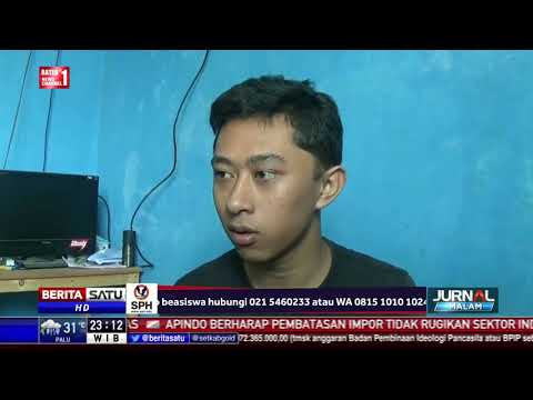 Aksi Sadis Begal di Bekasi Terekam Kamera CCTV Mp3