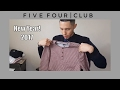 Five Four Club Review - January 2017 Monthly Clothing Subscription