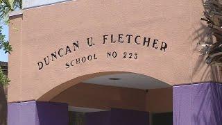 Fletcher teacher arrested