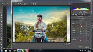 HOW I EDIT MY PHOTOS PHOTOSHOP CC TUTORIAL WITH NARRATION IN TAMIL