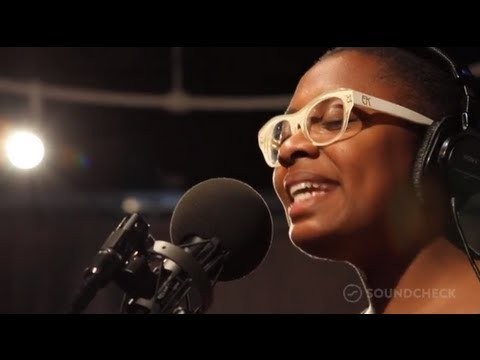 "Cecile McLorin Salvant: ""If This Isn't Love,"" Live On Soundcheck"
