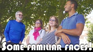 Video SOME FAMILIAR FACES! - LIVING IN PORTUGAL DAILY VLOG (ADITL EP408) download MP3, 3GP, MP4, WEBM, AVI, FLV Juli 2018