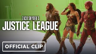 Zack Snyder's Justice League - Official Exclusive