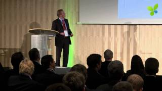 ECO11: #1 Munich Re Peter Hoeppe Climate Change Risk Management