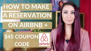 Gambar cover Airbnb Coupon code 2019 | How to make a reservation on Airbnb
