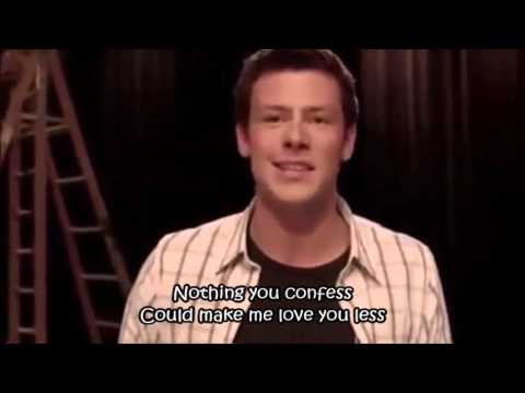 Glee - I´ll Stand By You Season 1 (Full Performance with Lyrics)