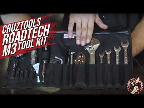 CruzTools RoadTech M3 Motorcyclist Tool Kit