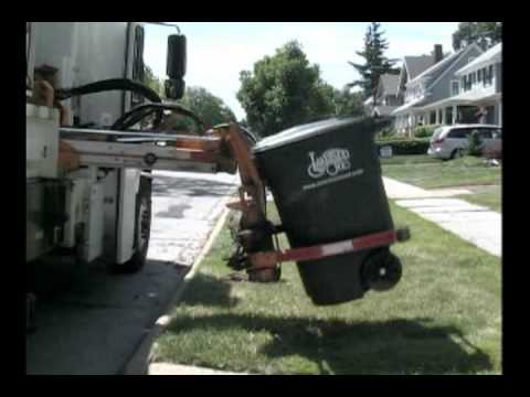 Automated Refuse Collection & Mandatory Recycling