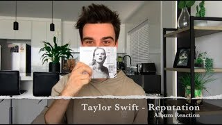 Baixar Taylor Swift - Reputation Album (Reaction)