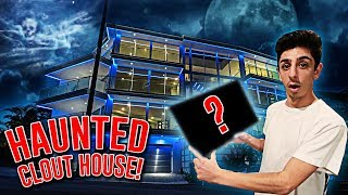 FAZE RUG HAUNTED THE CLOUT HOUSE...