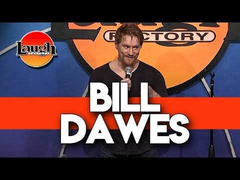 Bill Dawes | Virginia Race War | Laugh Factory