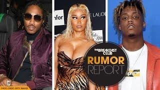 Nicki Minaj Takes Shots at Cardi B on Latest Future & Juice WRLD Collab Album