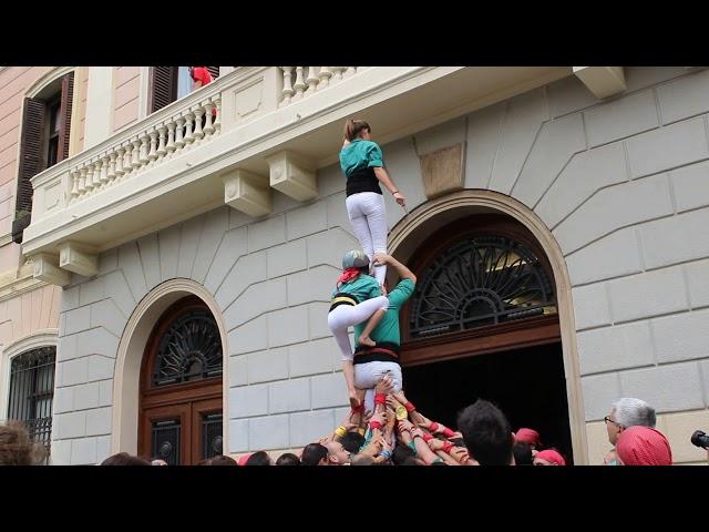 19 06 09 Pilar al balcó Diada Saballuts