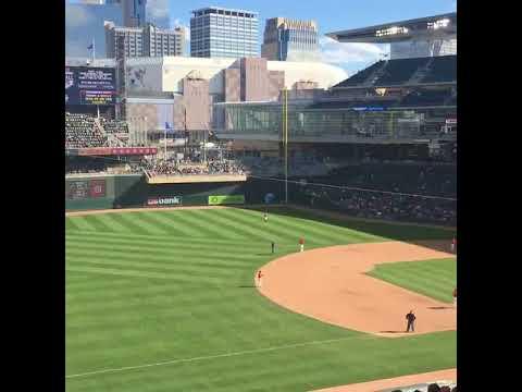 Minnesota Twins Target Field Seating Chart Views Barry S Ticket Service