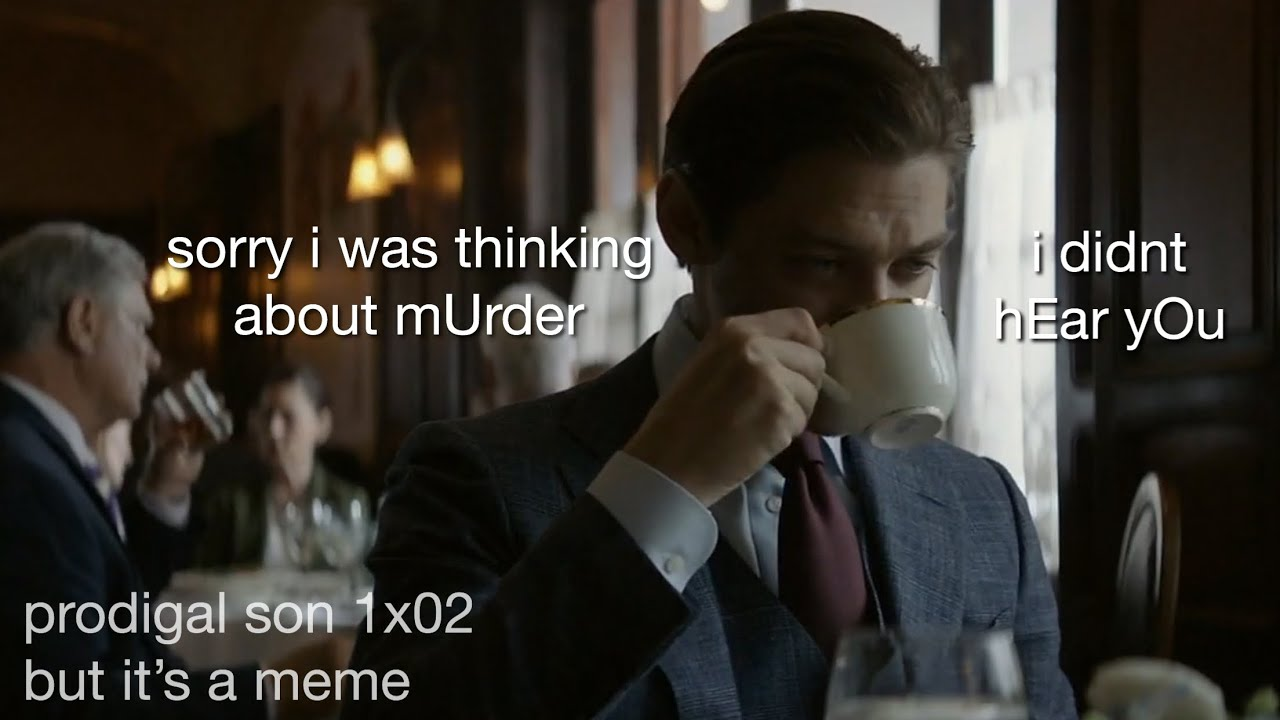 Download Prodigal Son 1x02 but its a meme
