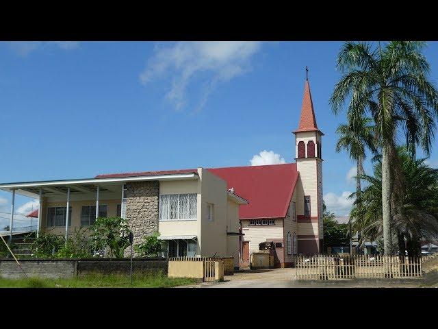 Bonifaciuskerk Paramaribo 130 jaar