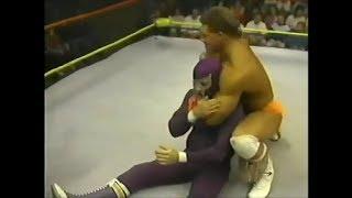 Dr X vs Tatanka South Atlantique Pro Wrestling