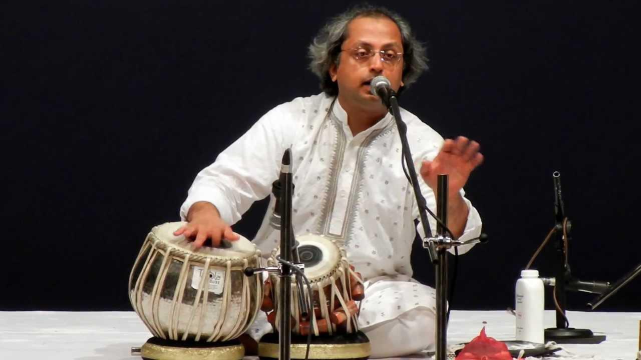 Pt. Yogesh Samsi - Tabla Solo at Abbaji's Guru Purnima - 2/2