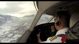 GoPro HD :Landing in Sion valley