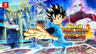 SUPER DRAGON BALL HEROES: WORLD MISSION LIVE REACTION! DB Heroes Dokkan Global Banner Will Happen!