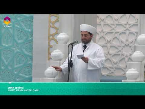Cuma Hutbesi 2 Şubat 2018  - İslam'ın İki Ana Kaynağı: Kur'an ve Sünnet