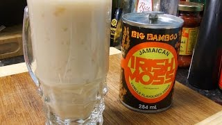 Caribbean Irish Moss Drink Recipe