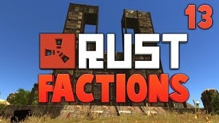 Invisible Hunters ★ RUST FACTIONS [13] ★ Dumb and Dumber