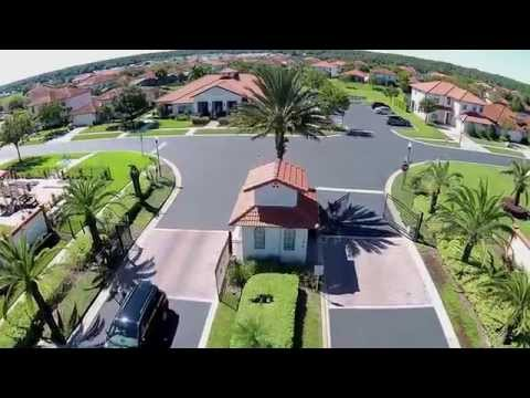 High Grove Resort, Orlando, Florida Promo Video Vacation Home / Holiday Villa Walt Disney World