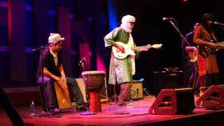 Terakaft at World Cafe Live - Mali Sahara Blues