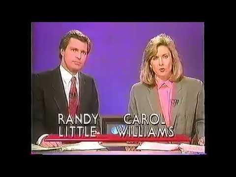 WCPO 2/20/1990 News Promos - Cincinnati Ohio 80s 90s