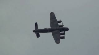 Lanc Over Petwood