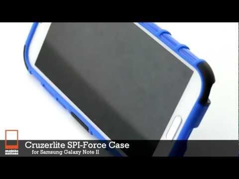 Cruzerlite SPI-Force Case For Samsung Galaxy Note 2