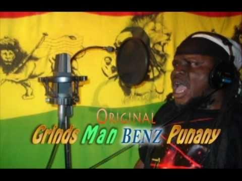 Benz Punany The  Original  Grinds Man