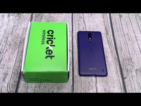 Nokia 3.1 Plus - Cricket Wireless