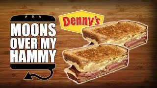 Denny's Moons Over My Hammy Breakfast Sandwich Recipe - Hellthyjunkfood