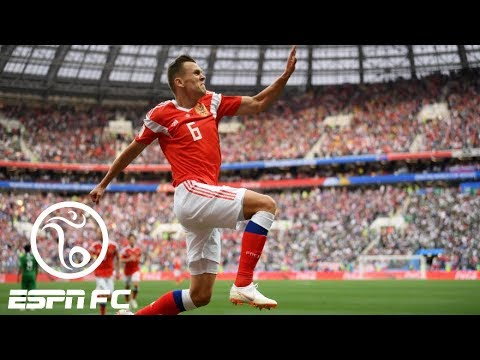 Russia kicks off 2018 World Cup with 5-0 win over Saudi Arabia | ESPN FC