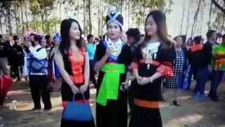 Beautiful hmong Laos girls 2017