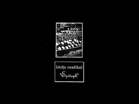 Leiche Rustikal - Epitaphium