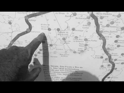 RootTravel - Cicloviagem / Bike Touring - Dia 3 (parte 1)  - Valadares - Lima Duarte (MG)