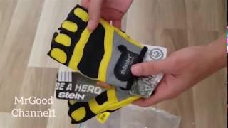 Обзор перчатки тренировочные Stein GPT-2240