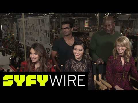 Reverie Mixes VR With Life Five Minutes in the Future | New York Comic-Con 2017 | SYFY WIRE