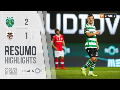 Sporting Lisbon Santa Clara Goals And Highlights