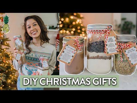 Budget-Friendly DIY Christmas Gifts (Vegan)