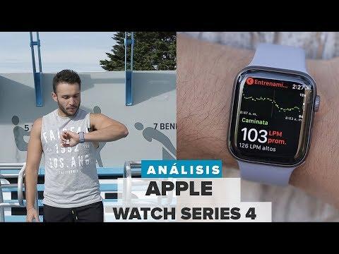 Apple Watch Series 4: Mi opinión después de un mes de uso