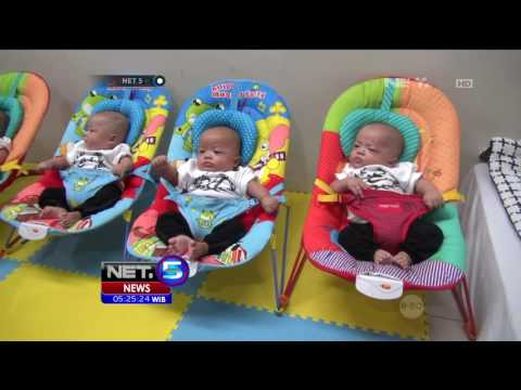 Pasangan Suami Istri di Kota Cirebon Melahirkan Anak Kembar Lima - NET5