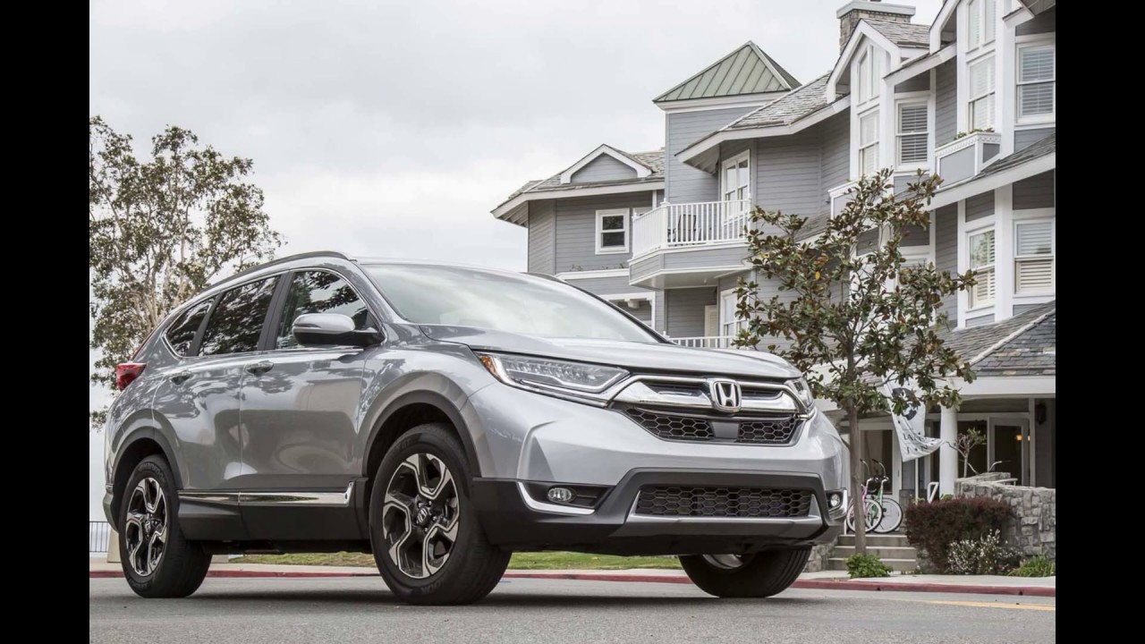All Types crv length : 2018 The All-New Honda CR-V Touring AWD Turbo - YouTube