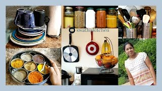 whats in my kitchen | Kitchen Organizing Tips | Kitchen Organization Ideas | Kitchen Tour