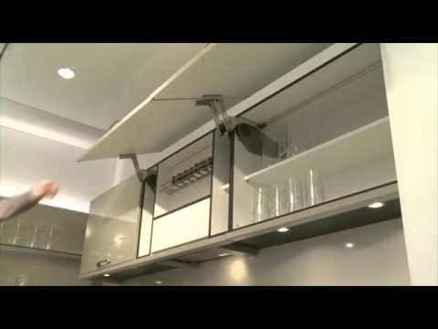 Oberschränke – Häcker Küchen - YouTube