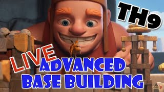 How to Build the Strongest Bases in Clash of Clans - Best TH9 War Base Design 2019 - Base Building